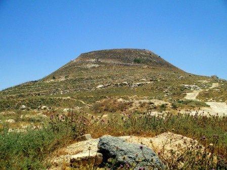 Herodium and Beit Guvrin