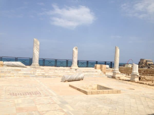 10 Israel's top accessible sites