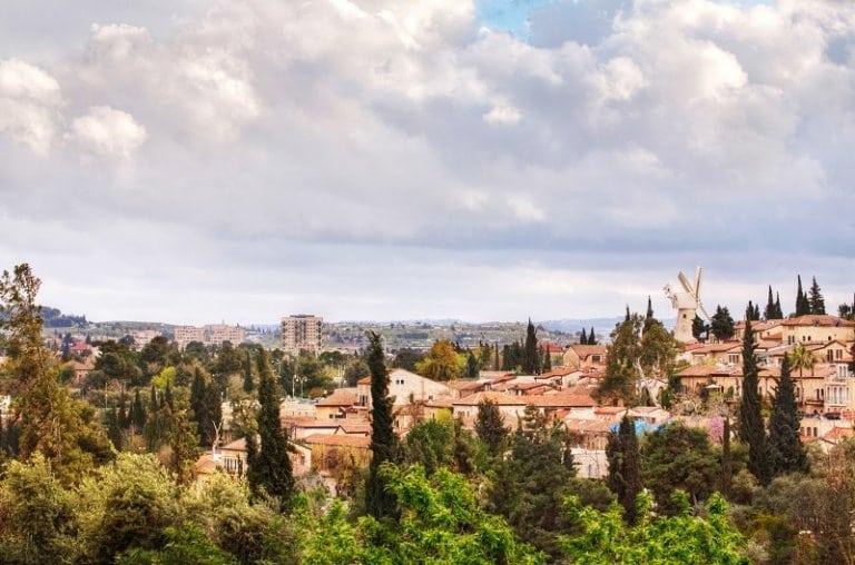 Jerusalem l