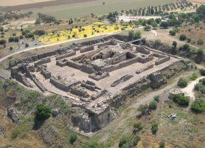 Belvoir fortress israel
