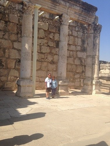 Capernaum in the new testament