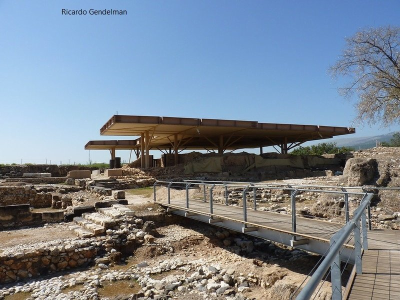 tel hazor excavations