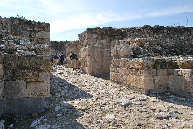 tel megiddo armageddon national park
