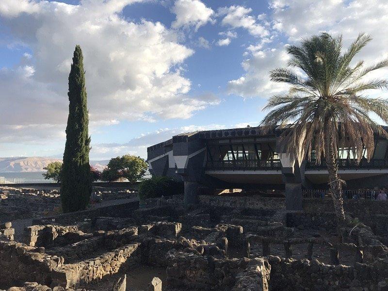 Capernaum tour