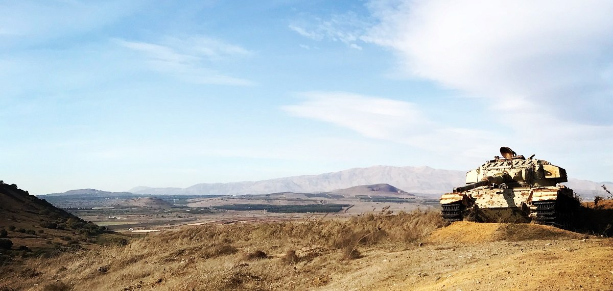 Galilee and golan tour