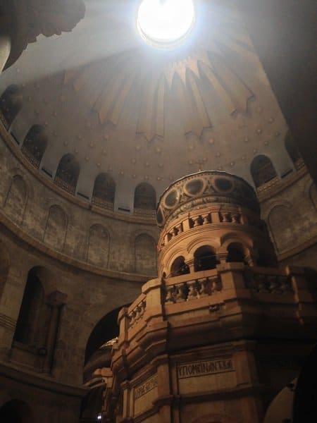 christian tour of jerusalem