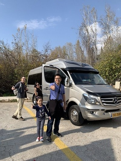 small group tours of israel