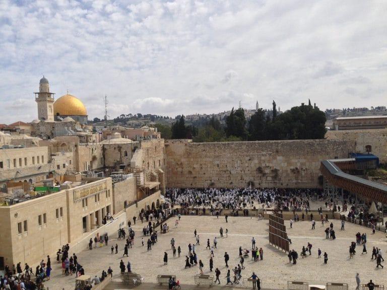 Jerusalem and the Dead sea tour
