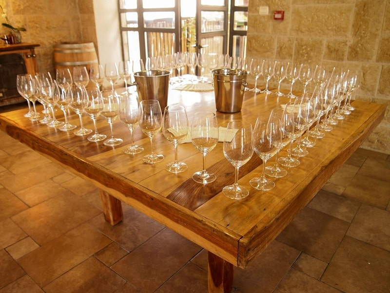 Wineries in Israel
