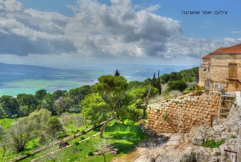 Mount Tabor Israel