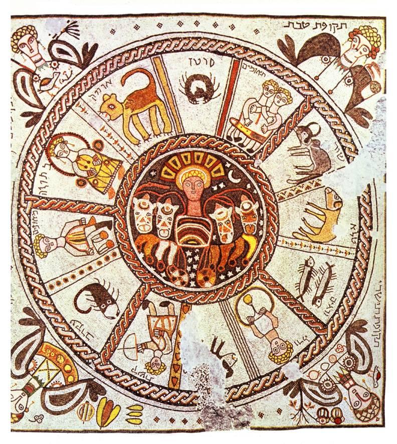 beit alfa mosaic