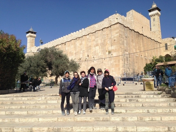 best guided tour in israel