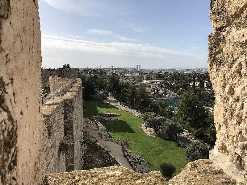 Jerusalem old city walking tour
