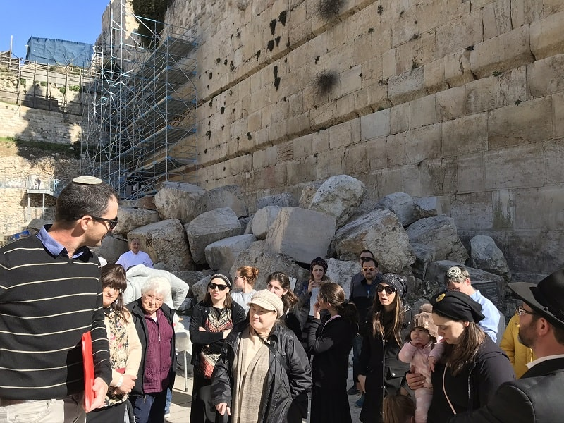 guided tours to Israel from USA