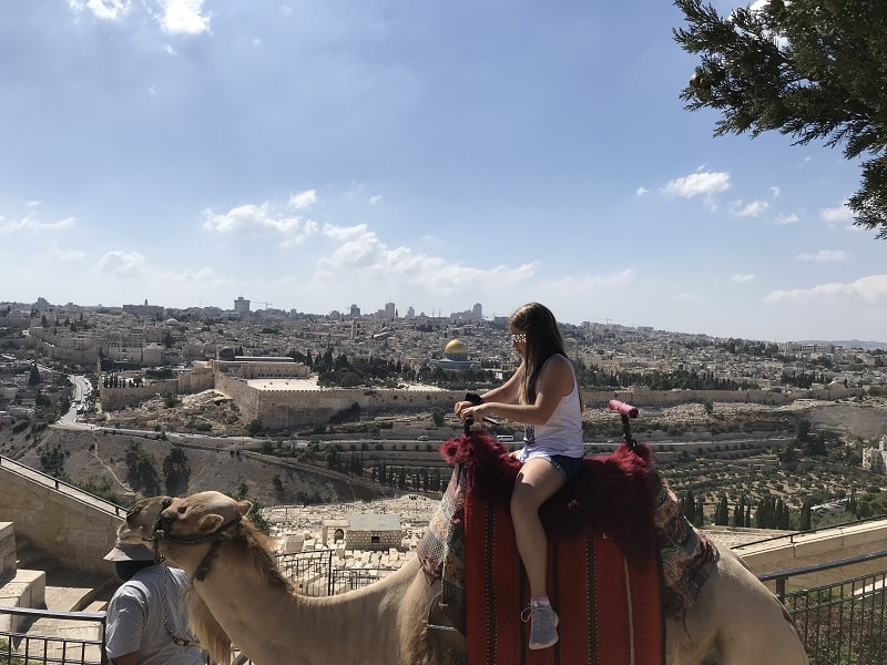 Israel tours UK