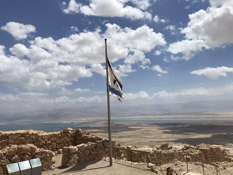 Masada Ein Gedi and Dead Sea Tour