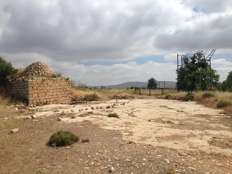 Samaria Shiloh and Beit El Tour