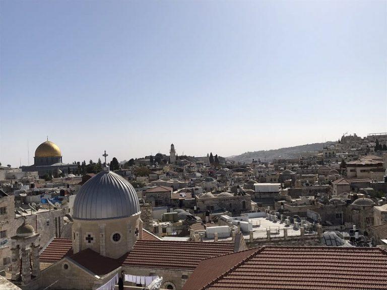 Christian tour Jerusalem