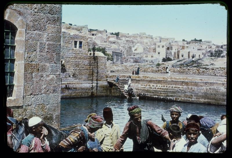 ancient hebron pool