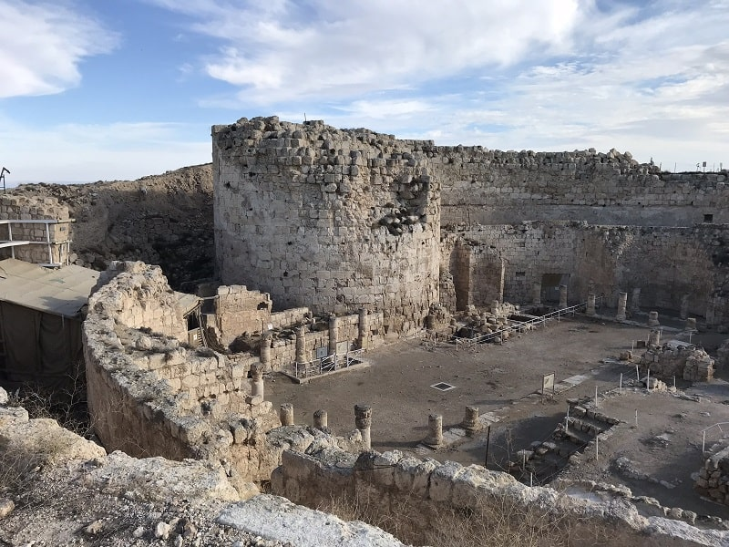 Herodium and Beit guvrin Tour