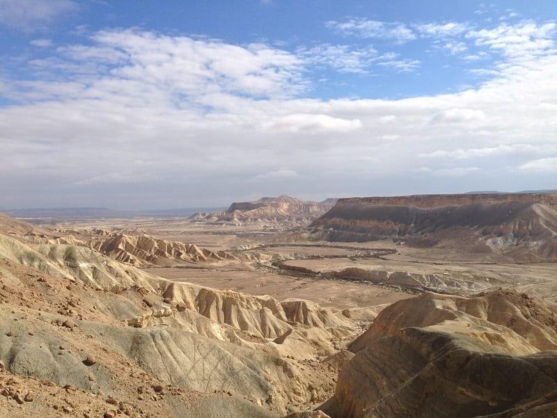 Negev Desert Tour
