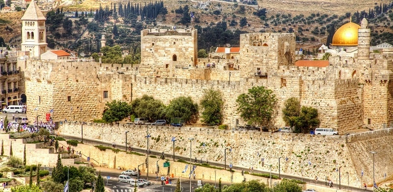 trips to Israel for seniors from UK