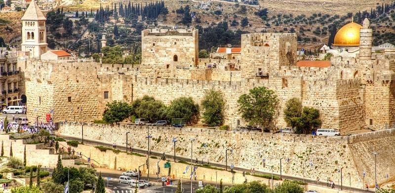 Tours to Jerusalem from tel Aviv